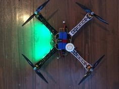 Building a Cheap Quadcopter At Home (1) - Lift Off - YouTube