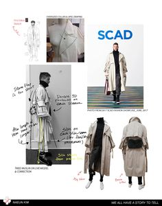 Scad s cfda+ design graduates are worth the buzz the manor fashion sketchbook fashion design drawings; Mode Portfolio Layout, Fashion Portfolio Layout, Fashion Design Portfolios, Portfolio Design Books, Fashion Designer, Fashion Art, Trendy Fashion, Work Fashion, Unique Fashion