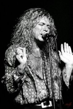 Robert Plant, Led Zeppelin: