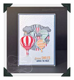 KOCreations Stampin' Up! Blog: Sensing Smiles Across the Miles - #CTC011 | Lift Me Up, Up and Away thinlits