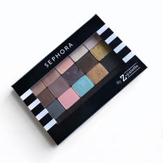 Z Palette, Sephora, Eyeshadow, Beauty, Eye Shadow, Eye Shadows, Beauty Illustration