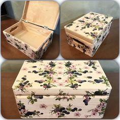 Flower box - rose fruit