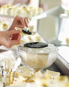 Caviar Station