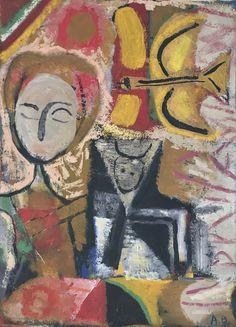 André BOUZERAU   Galerie Estelle Lebas