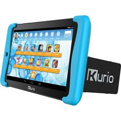 Kurio Xtreme 2 Tablet Blue ** You can find more details by visiting the image link. Best Tablet For Kids, Kids Tablet, Ipod Touch, Contrôle Parental, Operating System, Sd Card, Educational Toys, Screen Protector, Gifts
