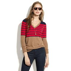 Match Point Pullover $72 at Madewell