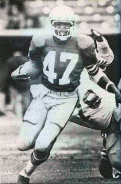 """The First Sherman on the Seahawks team. Sherman Smith """"The Tank"""" #47. Seattle Seahawks Spirit of 1976 Page"""