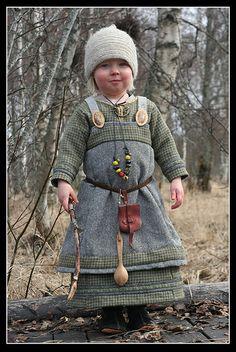 Hervor's new costume