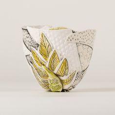Marney McDiarmid - Small Flower Bowl