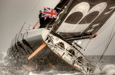 'West to East Ambrose Lighthouse to Lizard Point Under 60ft Single-Handed Monohull Record, Male'Alex Thomson smashed the long standing trans-Atlantic sailing record just ahead of the London Olympic 2012 Opening Ceremony.