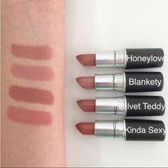 44 Gorgeous Mac Lipsticks + Swatches - Hair and Beauty eye makeup Ideas To Try -. - 44 Gorgeous Mac Lipsticks + Swatches – Hair and Beauty eye makeup Ideas To Try – Nail Art Desig - Kiss Makeup, Love Makeup, Makeup Inspo, Makeup Ideas, Mac Makeup Looks, Best Mac Makeup, Makeup Set, Makeup Storage, Makeup Brush