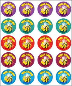 Teacher stickers for sale online. Reward and merit stickers available, purchase them online today. Reward Stickers, Teacher Stickers, Birthday Charts, Sticker Chart, Appreciation Cards, School Bulletin Boards, Child Life, Craft Stick Crafts, Elementary Schools