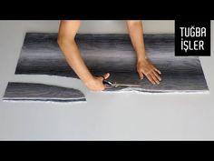 Çok Pratik Pantolon Etek Kesimi ve Dikimi | Tuğba İşler - YouTube Learn To Sew, Fashion Sewing, Sewing Patterns, Singer, Youtube, Design, Women's, Fitted Sheets, Sewing Techniques