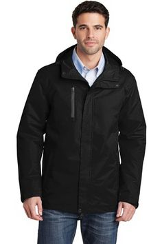 PORT AUTHORITY ALL CONDITION JACKET #apparel #onetouchpoint #employee