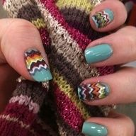 missoni…gotta dip into the nail salon while we are here!