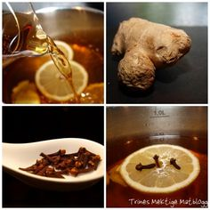 Epletoddy med ingefær og nellik | TRINEs MATblogg