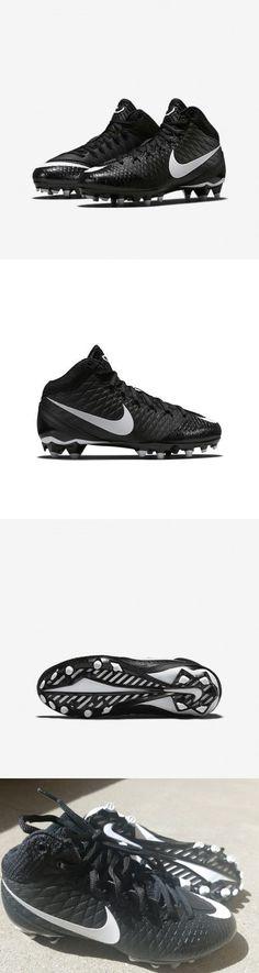 Youth 159118: Nike Cj81 Strike 3 Td Gs Football Cleats 723975-010 Megatron Size 1.5 Youth Boy -> BUY IT NOW ONLY: $49.99 on eBay!