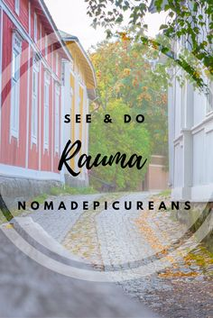 Old Rauma is a UNESCO World Heritage Site. Learn what to see & do in Rauma, Finland. Finland Destinations, Vacation Destinations, Travel Advice, Travel Tips, Travel Guides, Helsinki, Norway Sweden Finland, Travel Around The World, Around The Worlds