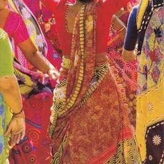 Always vibrant ~ India!