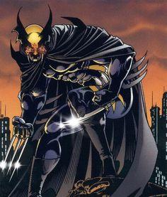 Dark Claw - Amalgam Comics - Logan Wayne