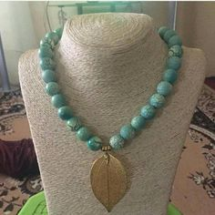 Beautiful pearl necklaces