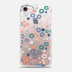 Petit fleur green iPhone 7 Case by Cathy Nordström | Casetify