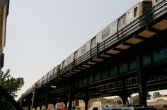Great article on Things to Do in New York City - Insider Travel Tips . . . Elevated Subway
