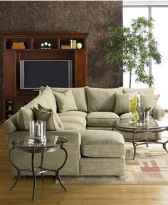 Doss Fabric Sectional Living Room Furniture Collection - Furniture - Macy's