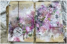 The end of project Art Journal Pages, Art Journals, Education Journals, Art Education, Journal Ideas, Book Page Art, Book Art, Smash Book Inspiration, Middle School Art