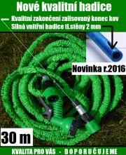 Smrštovací hadice 30 m novinka 2016