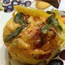 Scrambled Egg Muffins With Sausage & Cheese What's For Breakfast, Breakfast Buffet, Breakfast Recipes, How To Cook Rice, How To Make Bread, Scrambled Egg Muffins, Recipe Cover, Muffin Tin Recipes, Food Preparation