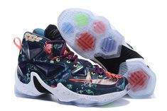 "new product 22e03 df46c Nike LeBron 13 ""Avatar"" Basketball Shoes For Sale"