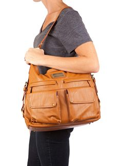 Kelly Moore 2 Sues bag in walnut.  This may be a better size.