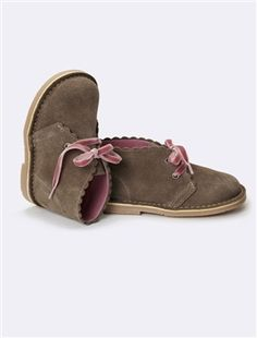 TASSLED DERBY SHOES, Babies