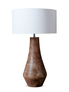Clinton Table Lamp by Filament on Gilt Home
