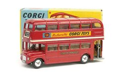 Mettoy Corgi diecast No.468 Routemaster Bus