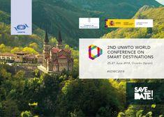 Organizația Mondială a Turismului, Ministerul Energiei, Turismului și Agenda Digitală a Spaniei și Principatul Asturias organizează a douaConferințămondială UNWTO privind destinațiile inteligente (smart), care va avea loc la Oviedo (Asturias, Spania) în perioada 25-27 Iunie 2018.  Oviedo este capitala principatelor Asturiei din Spania, precum și centrul spiritual și intelectual al Asturiei. Monumentele din Oviedo au fost înscrise în anul 1985 pe lista patrimoniului cultural mondialUNESCO. World, Oviedo, Tourism, Second Best, Peace, The World