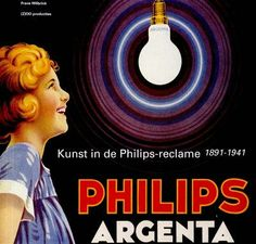Philips reclame voor Eindhoven