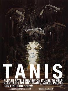 THE ART OF TANIS — TANIS