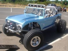 Blue bronco Old Bronco, Early Bronco, Ford 4x4, Ford Pickup Trucks, Classic Bronco, Classic Trucks, Broncos Pictures, Truck Mods, Sand Rail