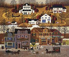 Charles Wysocki, Hawk River Hollow