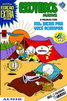 Edição Extra - 159 : Escoteiros Mirins