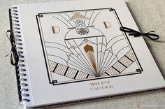 Cet article Livre d'Or Mariage<br> Art Déco est apparu en premier sur L'Atelier d'Elsa Faire-part - faire-part de mariage et de naissance créé sur mesure, papeterie originale Jour J et carterie évènementielle.