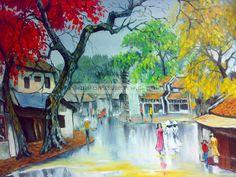 Phòng tranh ở Nam Định