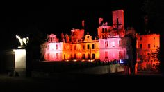Journées du patrimoine 2012 - Le château du Domaine Royal de Randan