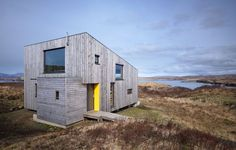 Fiscavaig - The Hen House - Rural Design Architects - Isle of Skye and the Highlands and Islands of Scotland