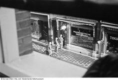 Razzia i.v.m. arbeidsinzet, Den Haag (1944) 21-11-1944 Verv.plaats:Den Haag Zoutmanstraat