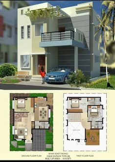 The 77 Best 30x40 Houses Images On Pinterest House Elevation