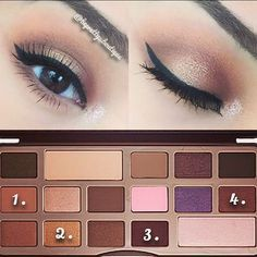 """186 Likes, 2 Comments - Be Pretty Beauty Boutique (@beprettybeautyboutique) on Instagram: """"Happy Too Faced Friday! ❤️ This week we have another classic fallinspired halo look  another…"""""""