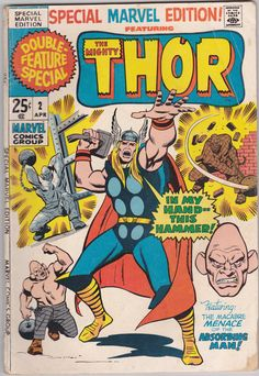 Special Marvel Edition No.2 Featuring The Mighty Thor